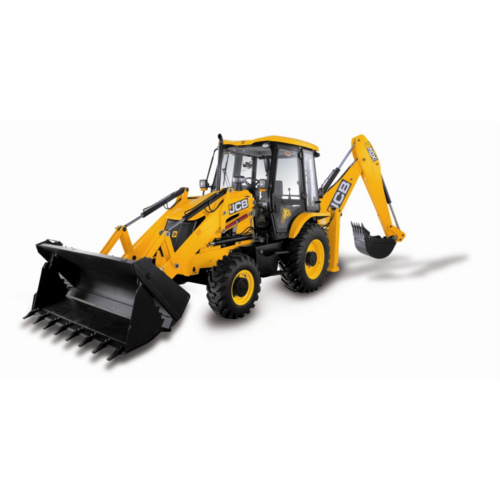 JCB 3DX Backhoe Loaders, Excavator And Earth Moving Machinery
