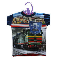 Boys T-Shirt Sublimation Printing Service