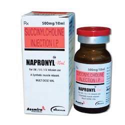 Succinylcholine Injection IP