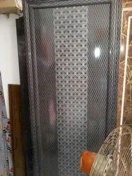 Black Colour PVC Door