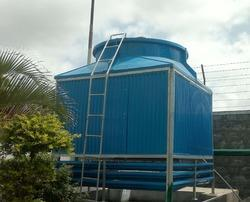 Rectangular FRP Cooling Tower for Industrial