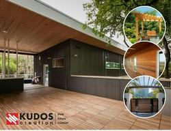 Wood Wall Cladding - Indoor Outdoor