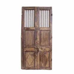 Light Brown Antique Jallie Door