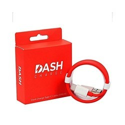 Red Dash Type C Cable For One Plus Devices