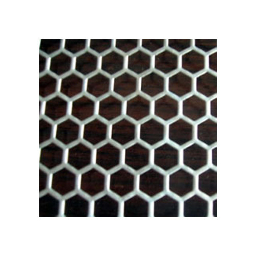 Ms Perforated Sheet At Rs 100 Square Feet S Mild Steel
