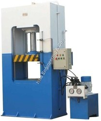 Closed Frame Hydraulic Press