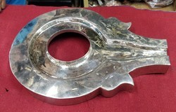 Brass Shivling Thalla Cover