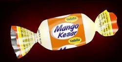 Mango Kesar Chocolate Candies