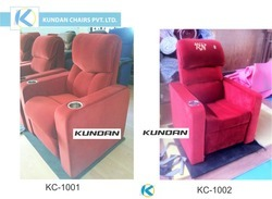 KC-1001 & KC-1002 Push Back Chair