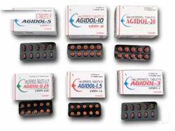 AGIDOL - 0.25/1.5/3/5/10/20 (Haloperidol Tablets I.P)