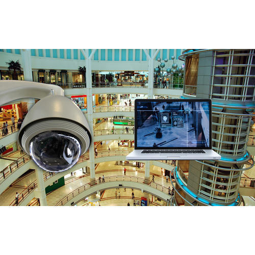 Electronic Security Camera