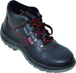Karam Leather Safety Shoes