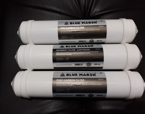 Bluemarsh Gold RO Inline Filters