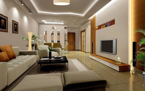 Charmant Guest House Interior Designing