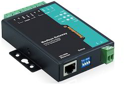 RS-485/422 2-Port to Ethernet Modbus