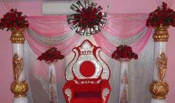Wedding stage decorator in kolkata stag flower decoration junglespirit Choice Image