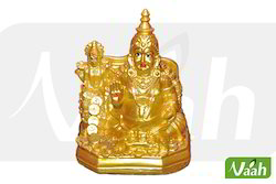 Poly Resin Maa Laxmi Kuber Idol