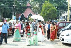 Christening Function Event Management Services