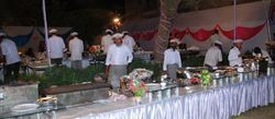 Buffet Dinner Catering Services