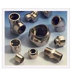 Cupro Nickel Forged Pipe Fitting