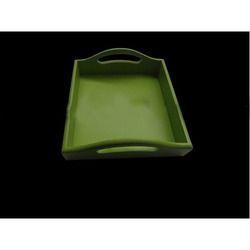 Designer Green Trays