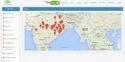 GPS Fleet Tracking app