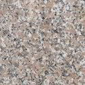 Pink Flower Granite Stone