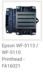 Epson 5113 Unlock Printer Head