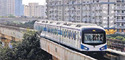 Construction Of Elevated Stations For Rapid Metro Rail-Gurga