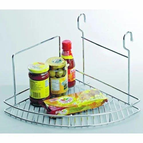 Kitchen Corner Shelf  sc 1 st  IndiaMART & Kitchen Corner Shelf Kitchen u0026 Dining Furniture | Classic ...