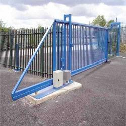 Cantilever Industrial Gates