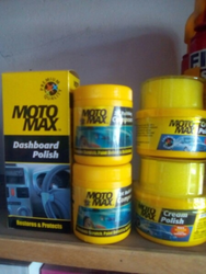 Motorcar Polish Cream