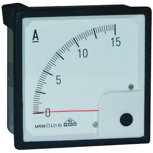 Moving Coil Panel Meter Movements 240 Degrees Analogue Ammeter Moving-Coil NEW
