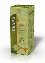 JAIRUS Ayurvedic Cough Syrup, 100 ml
