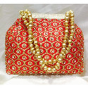Designer Stone Work Purse
