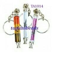 Metal Smoking Key Chain Pipes