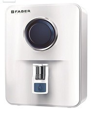 White Table Top Faber RO Water Purifier, Model No: Q Wa, Capacity: 14.1 L and Above