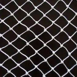 White Cargo Net