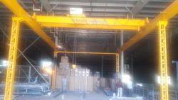 Overhead HOT Crane