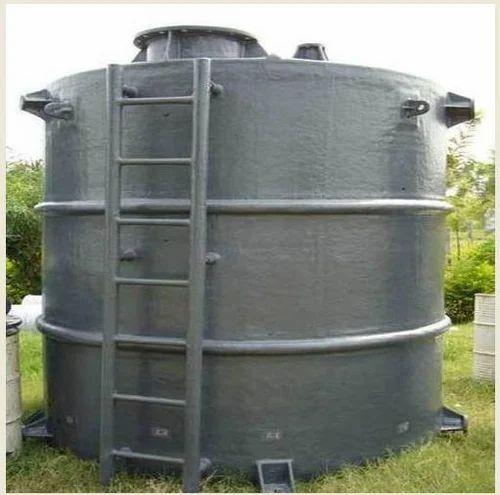 Frp Tank Frp Acid Storage Tank Manufacturer From Chennai