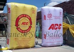 ACC Cement Advertisement Inflatables