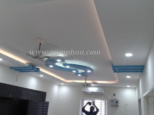 Pop False Ceiling Bedroom Service In Arumbakkam Chennai