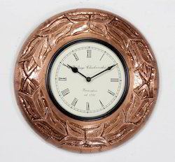 Hand Carved Wall Clocks