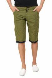 Mens Cotton Cool Style Capri