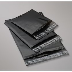 Plain Polypropylene Black Poly Bags, Capacity: 100 gm to 500 gm
