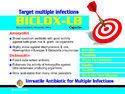 Biclox-lb Amoxycillin 250 Mg Dicloxacillin 250 Mg, 10*10, Prescription