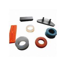 Smooth Molded Rubber Parts