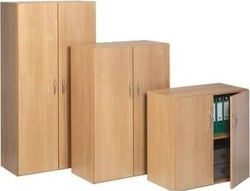 Wooden Storage Cabinets, Dimension: 4 x 3 feet