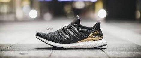 niebla tóxica Sur oeste Ambos  Adidas Ultraboost Gold Medal Shoes 2018 at Rs 2800/pair | Adidas Shoes |  ID: 16208099548