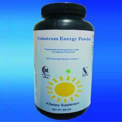 Saillon Pharma Colostrum Energy Powder, Packaging Type: Plastic Jar, 200 Gm